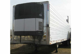 2003 Utility Reefer