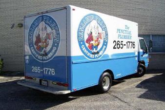 2001IsuzuBox Van