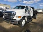 2007 Ford F750