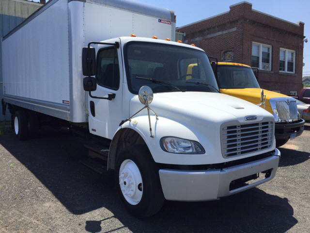 2012 Freightliner M2 Box Van Truck