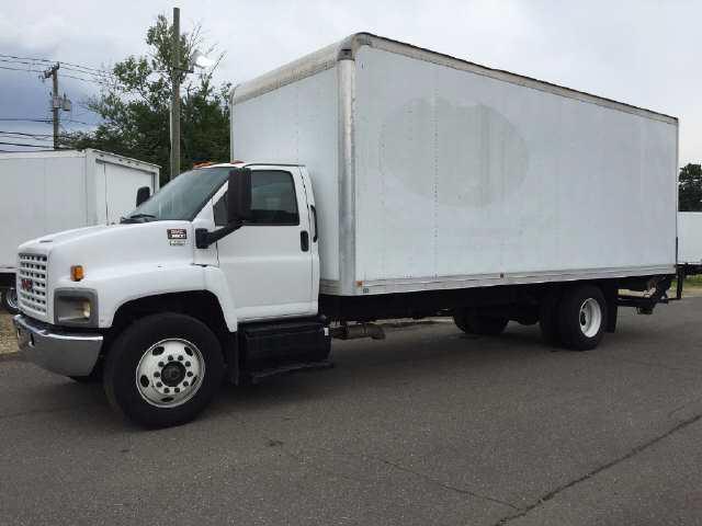 Monticello Gmc Tires >> GMC BOX VAN TRUCKS FOR SALE