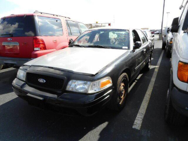 2009 Ford POLICE INTERCEP