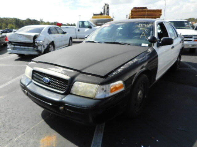 2007 Ford POLICE INTERCEP