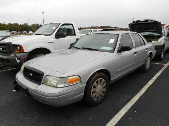 2006 Ford POLICE INTERCEP