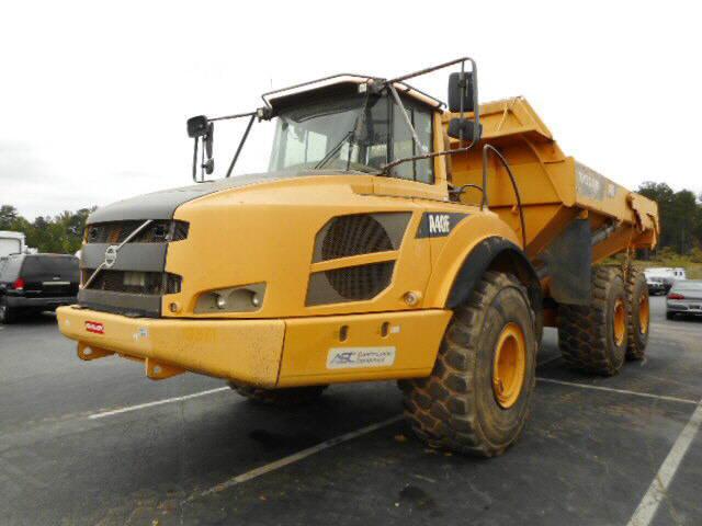 2012 VOLVO A40F 6X6