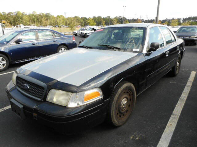 2003 Ford POLICE INTERCEP