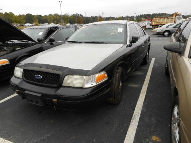 2005 Ford POLICE INTERCEP