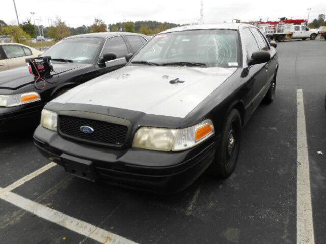 2007 Ford POLICE INTERCEP