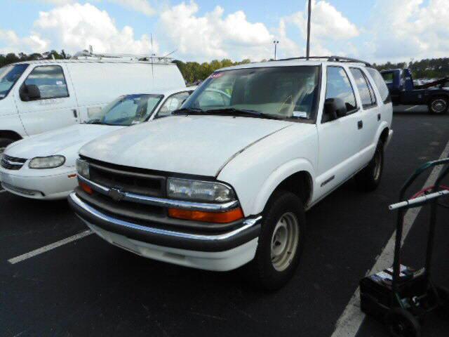 2001 Chevrolet BLAZE