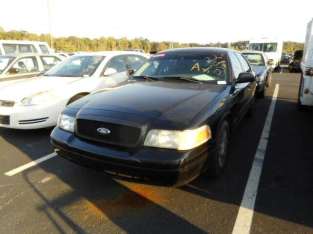 2004 Ford POLICE INTERCEP