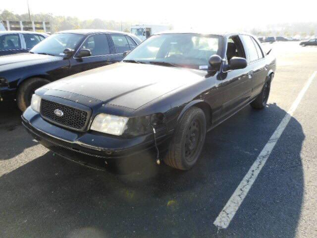 2011 Ford POLICE INTERCEP