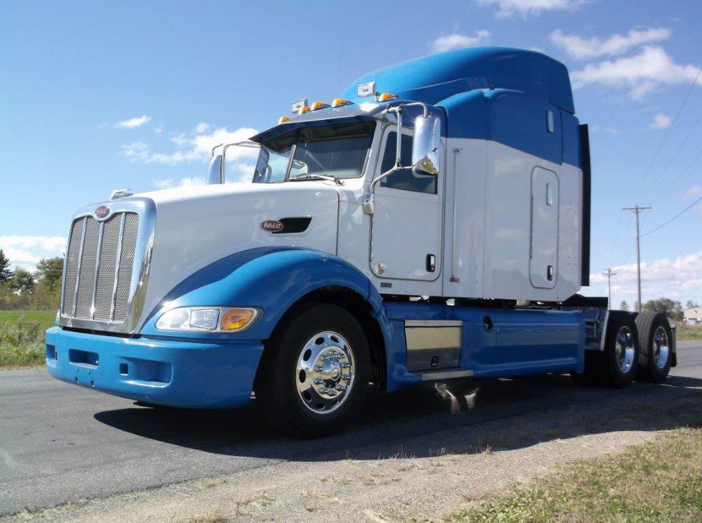 2013 Peterbilt 386 Gn191534a Allstate Peterbilt Group