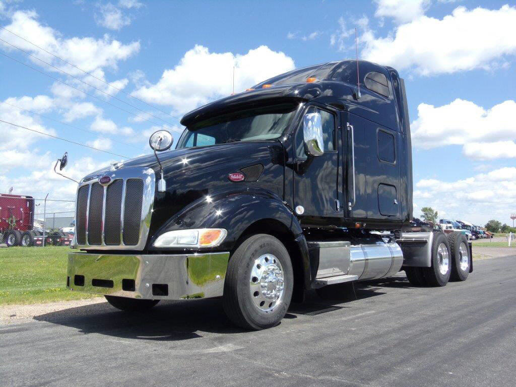 Used 2011 Peterbilt 387 For Sale in Fargo, ND | Allstate Peterbilt Group