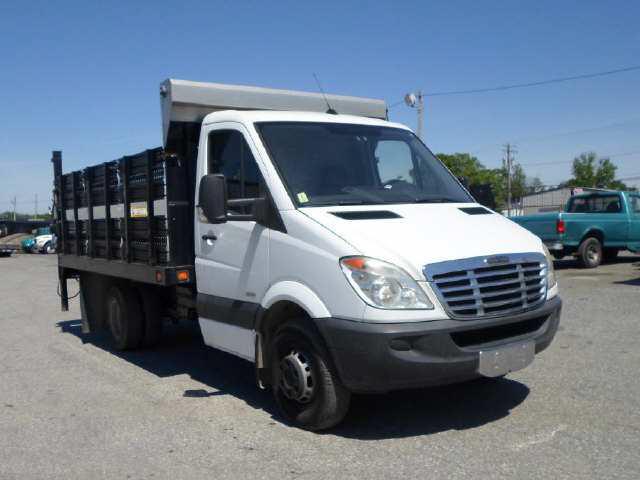 2007 Freightliner Sprinter 3500 Box Van Truck