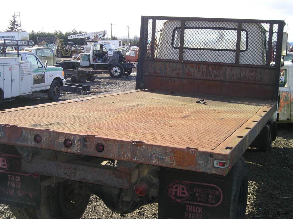 All Steel Flatb 15ft Flatbed on