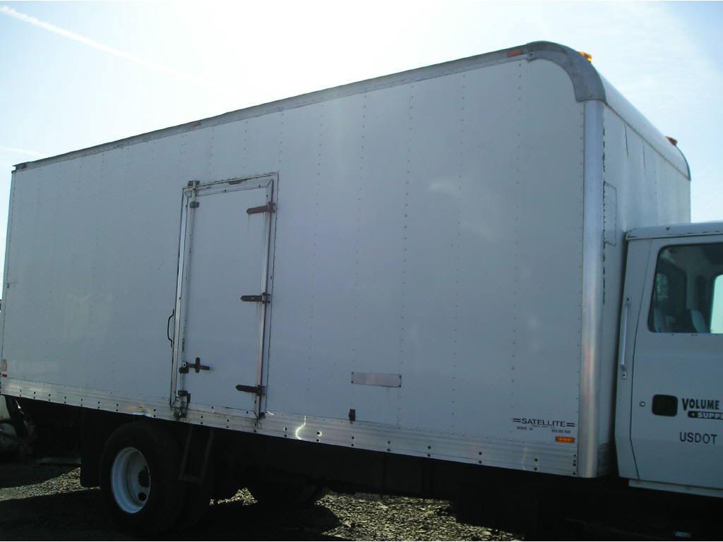 """Satellite 22'6"""" Dry Van B"""