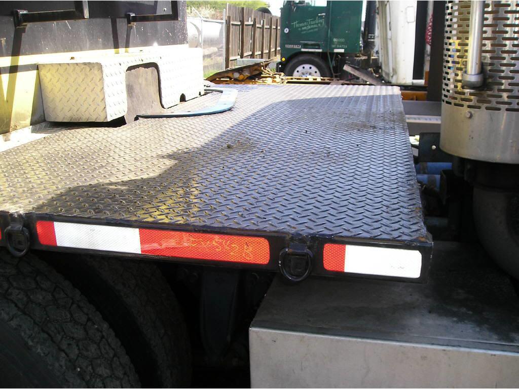 Steel Deck 46x96