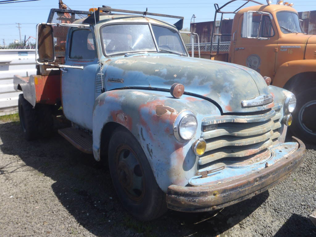 1949 Chevrolet Loadmaster
