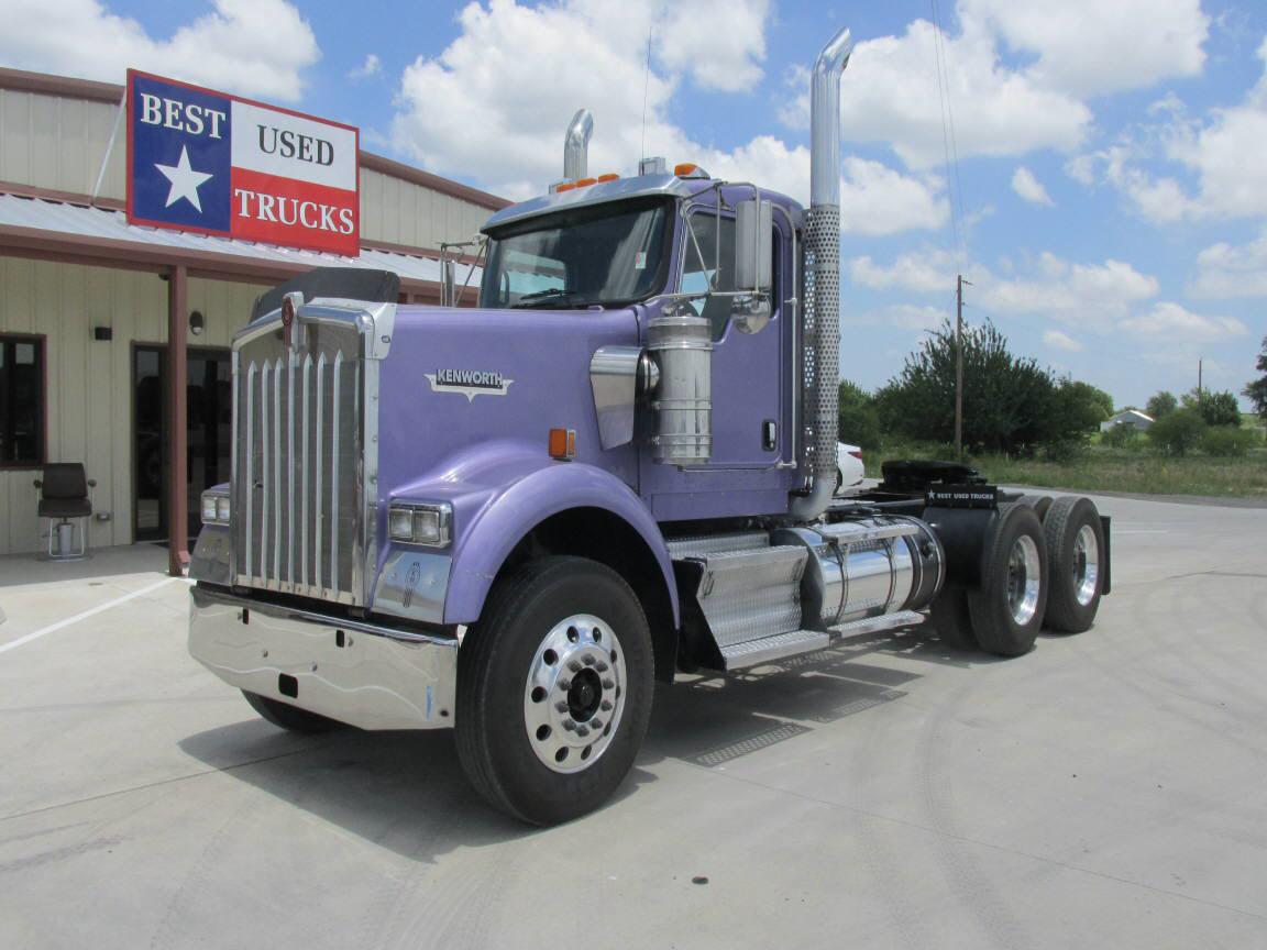 2012 Kenworth W900B