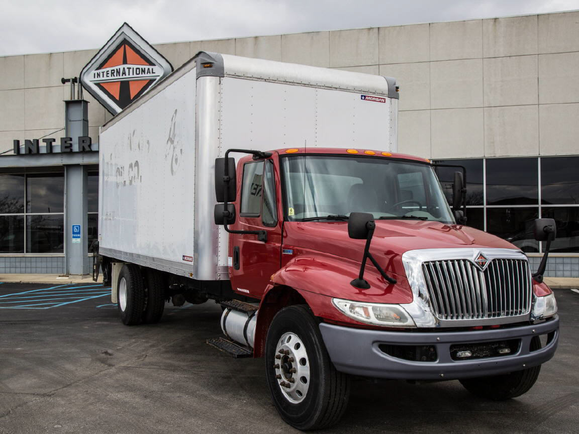 2012 International 4300 SBA 4X2