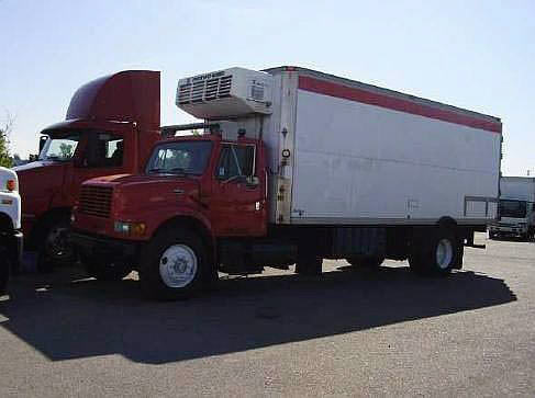 2001 International 4900