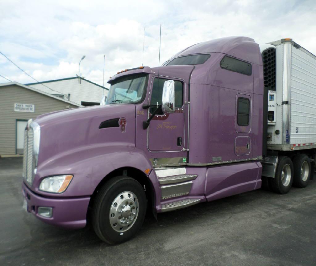 2009 Kenworth T 660