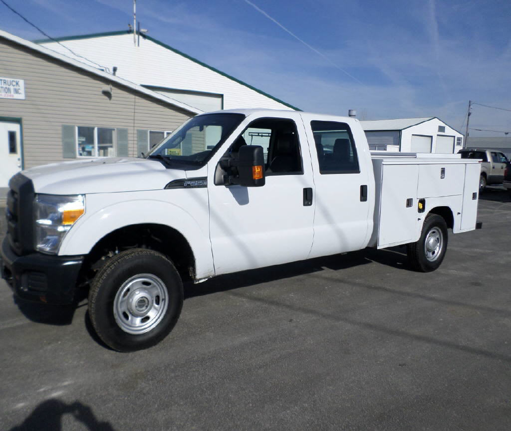 2012 Ford F250 4X4