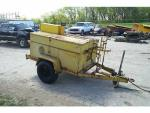 1985 Hesco Trailer