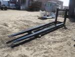 Used 1111 Shop Built Pallet Forks for Sale