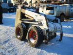 Used 1996 Bobcat 763 Skid Steer for Sale