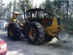 Used 1991 John Deere 648D Skidder for Sale