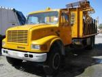 Used 1997 International Grapple Truck for Sale