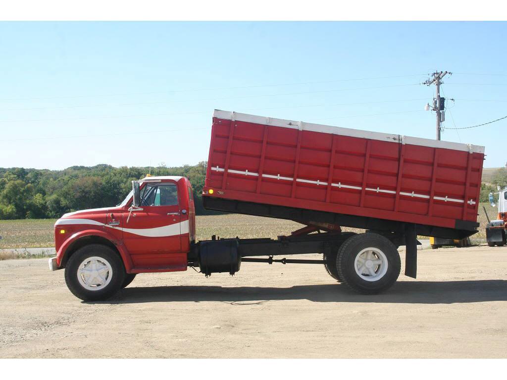 1970 GMC Grain Truck