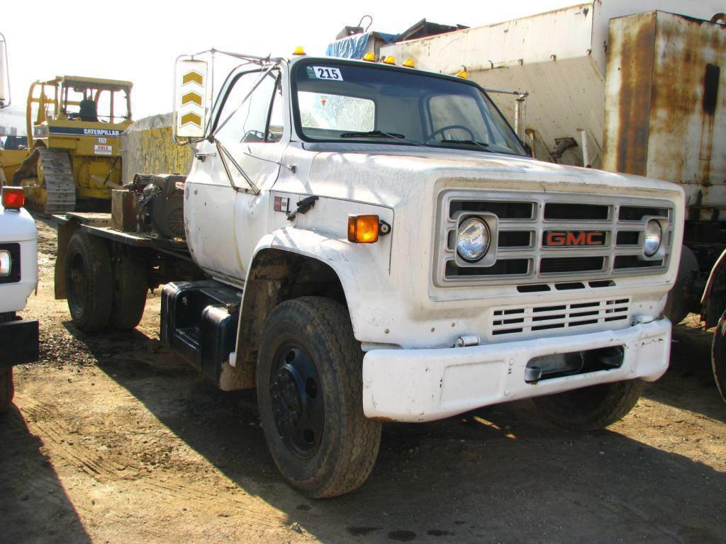 1989 GMC 6000