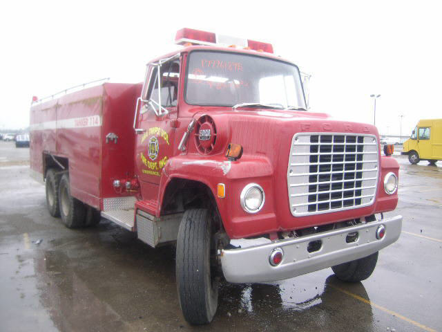 1977 Ford 900