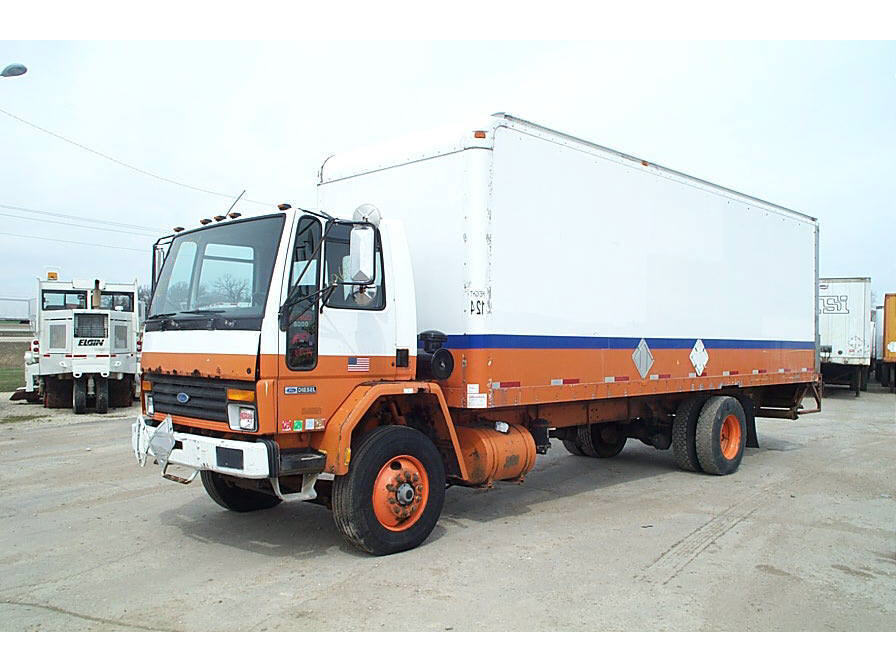 1993 Ford Cargo 8000