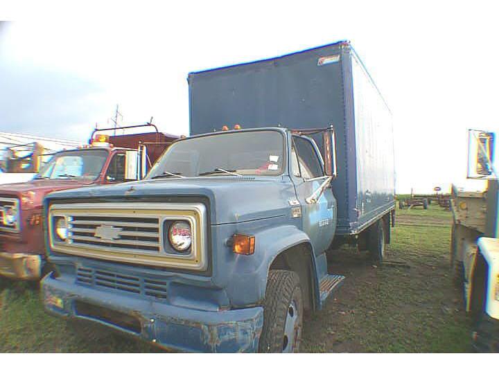 1979 GMC 5000