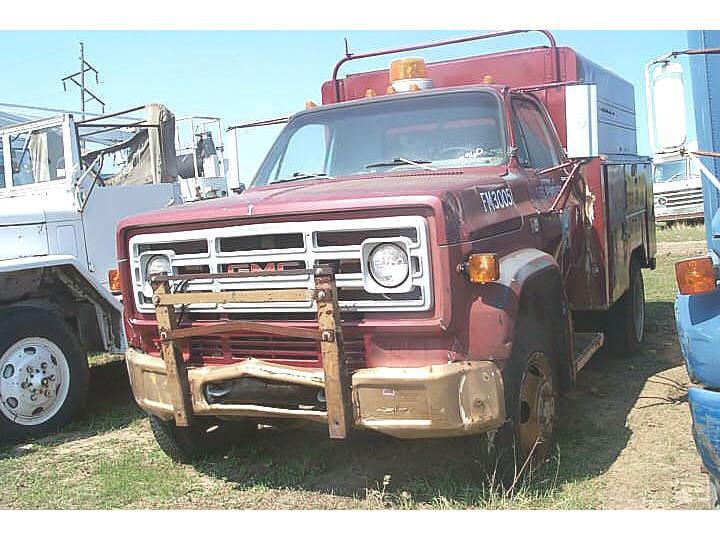 1981 GMC 6000