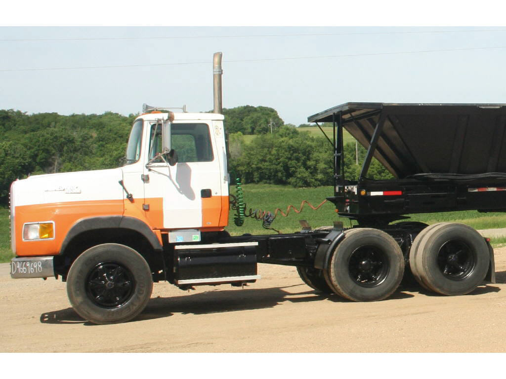 1996 Ford Day Cab