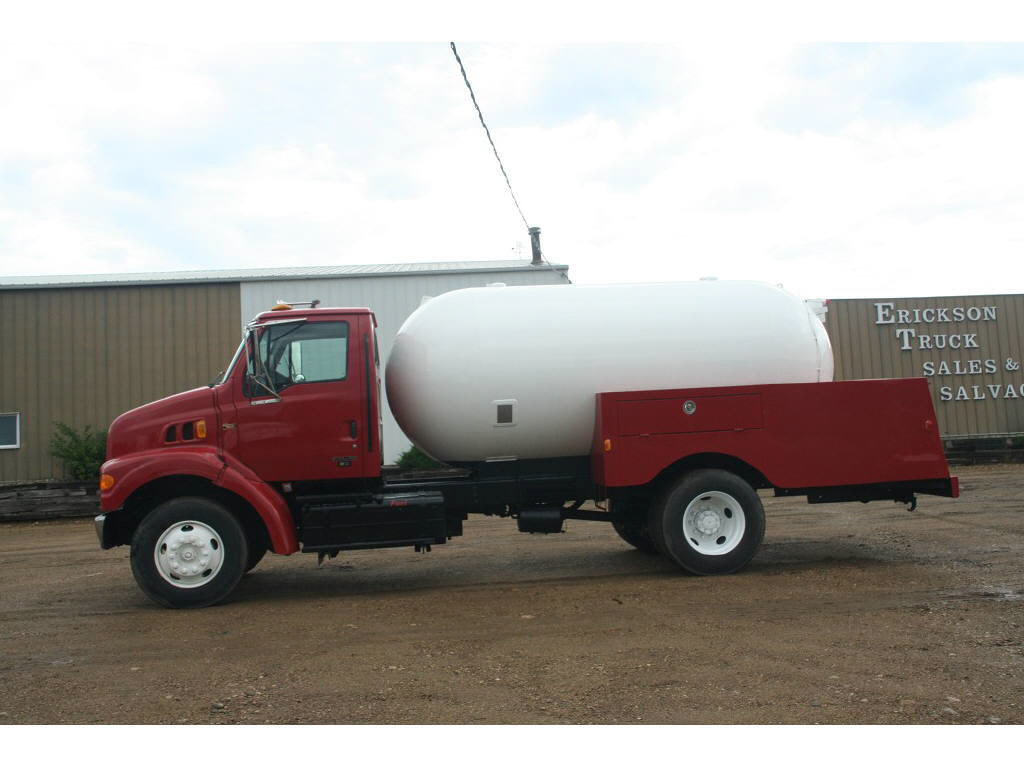 1999 Sterling LP Tanker