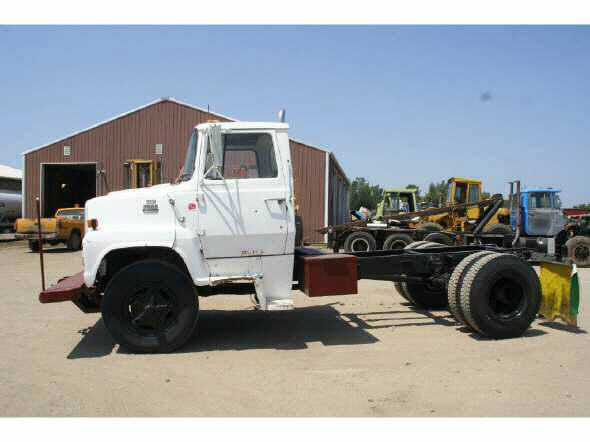 1982 Ford LN7000