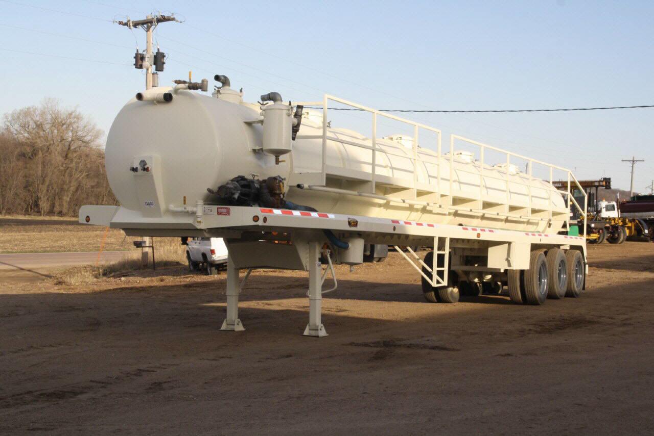 2012 Dura Haul Tanker Vacuum