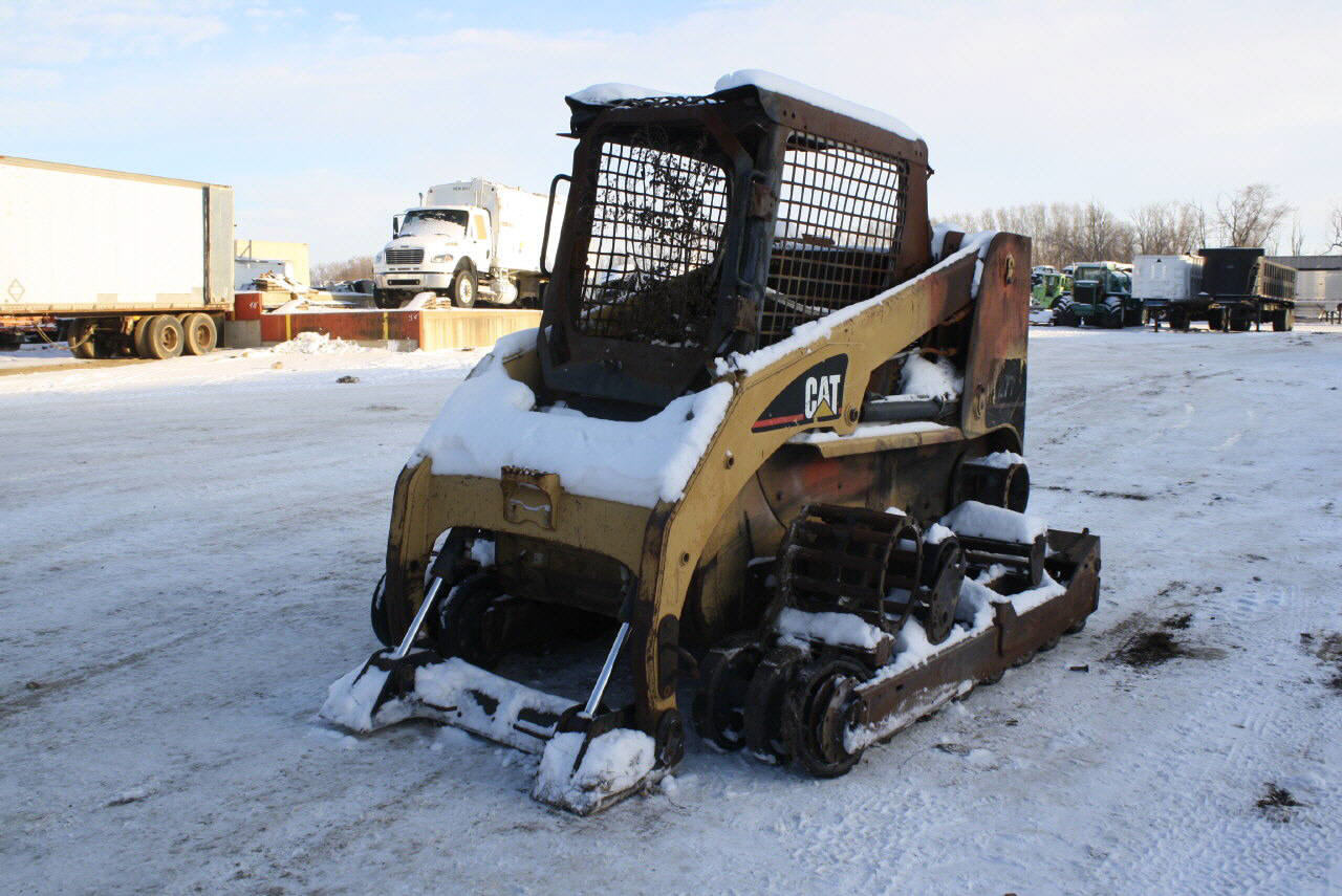 2003 Caterpillar 277 Skid Steer