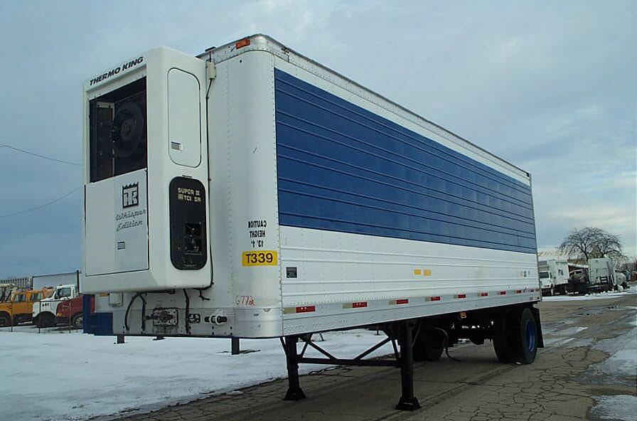 2001 Trailmobile 28' Reefer