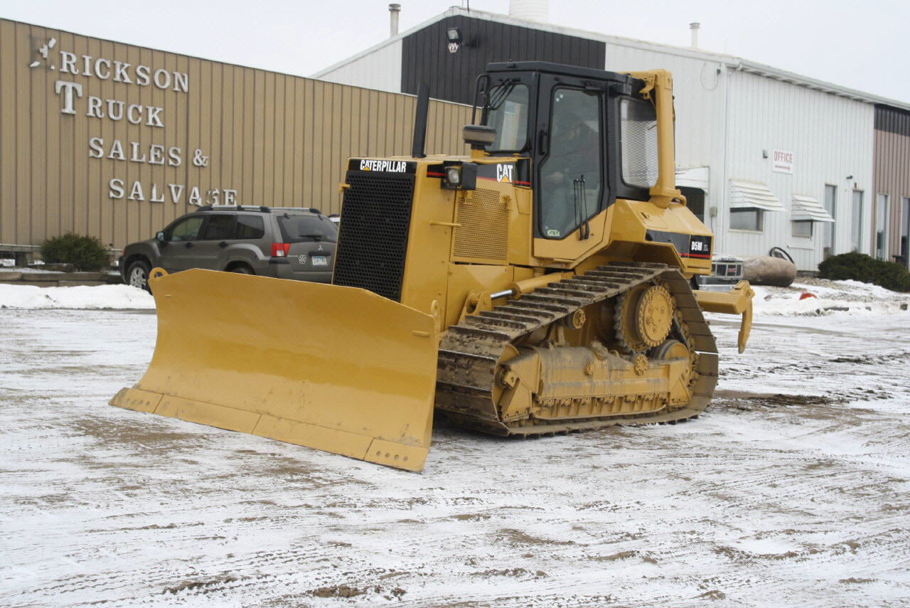 2002 Caterpillar D5MXL