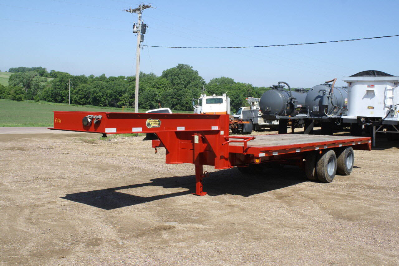 1995 Trailer World Equipment Trl