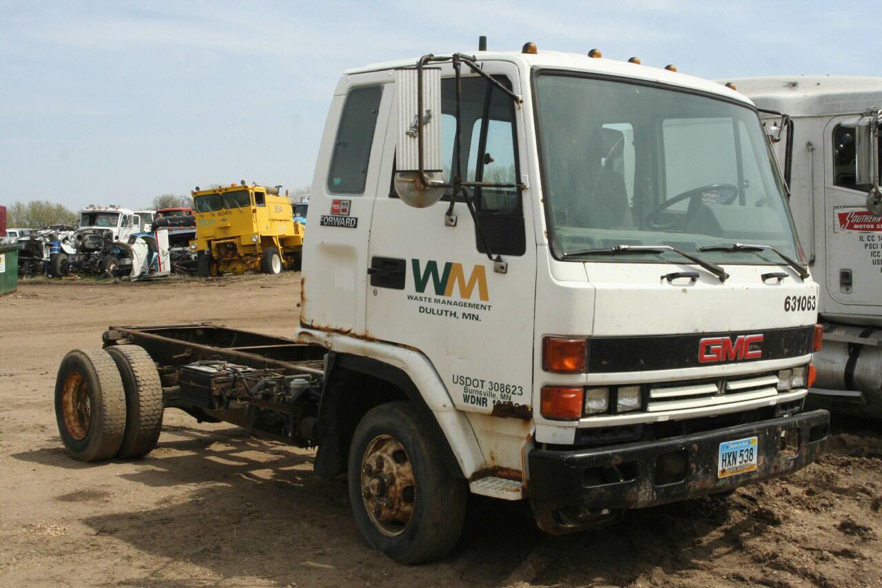 1995 GMC W5