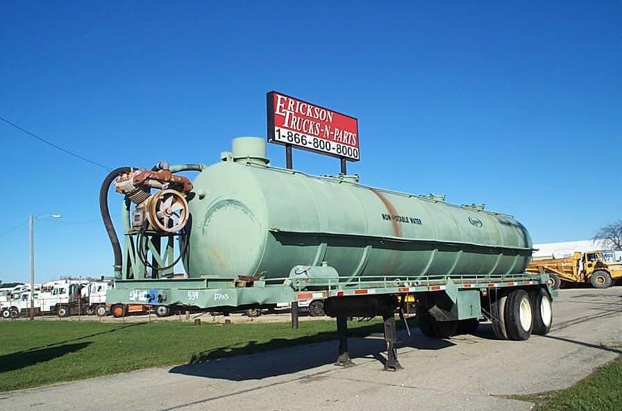Unknown Water Tanker
