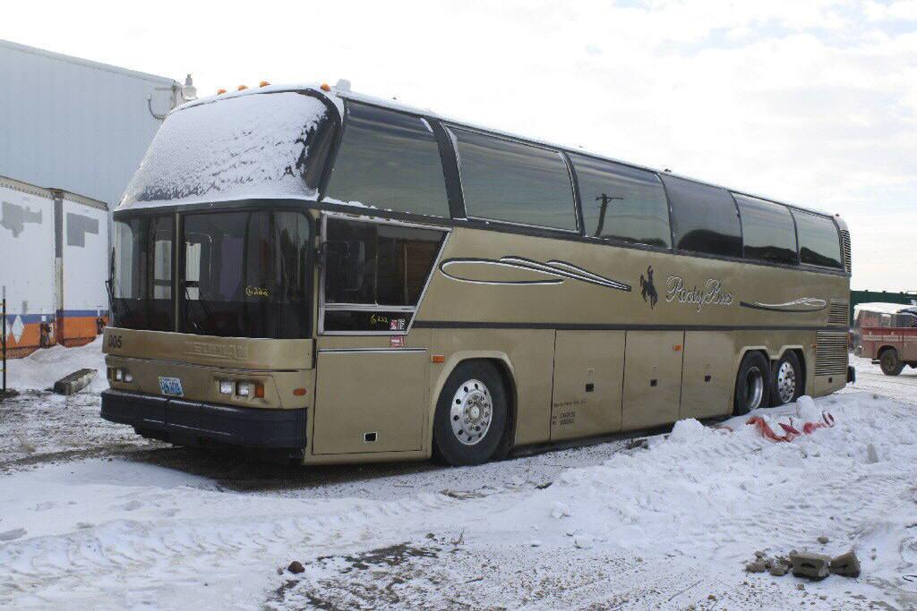 1992 Neoplan Bus
