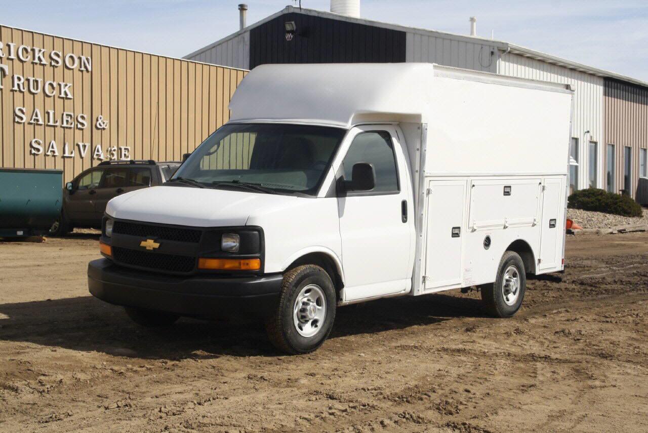 2013 Chevrolet Service Truck